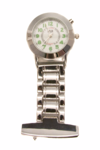 Nurses Fob Watch with Pulsations Count Personalised
