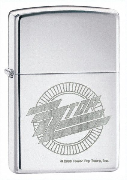 ZZ Top Zippo Lighter Personalised