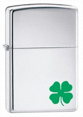 A Bit O' Luck Zippo Lighter Personalised