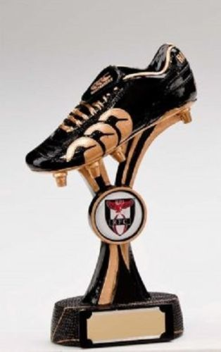 Canterbury Series Resin Rugby Boot Trophy