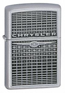 Chrysler Grill Badge Zippo Lighter Personalised