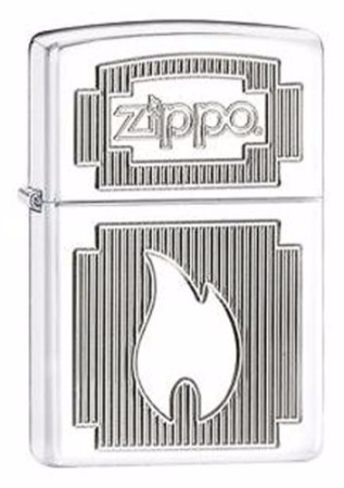 Deep Visions Zippo Lighter Personalised
