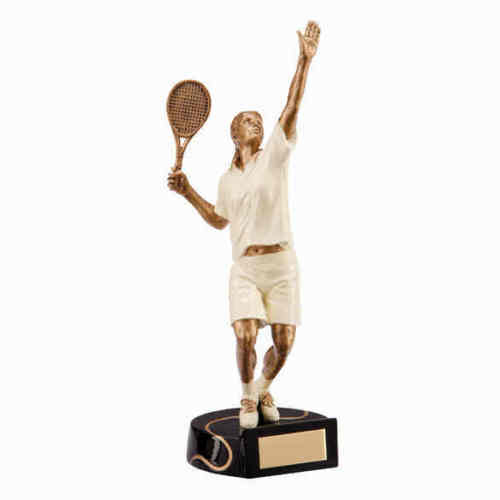 Female Tennis Trophy Award | County Engraving