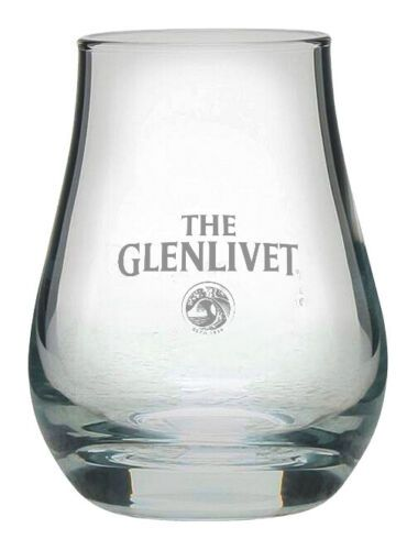Glenlivet Scotch Whiskey Snifter Glass Personalised
