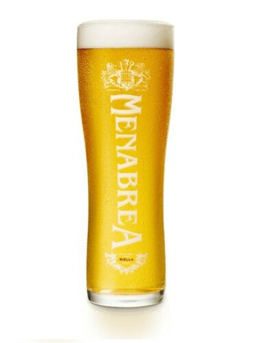 Menabrea Tall Glass  Personalised