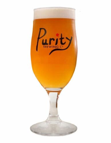Purity Half Pint Beer Glass Personalised | County Engraving