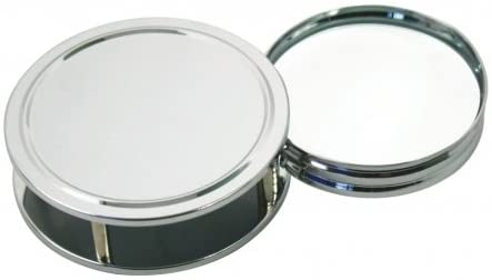 Silver Magnifying Glass Personalised | County Engraving