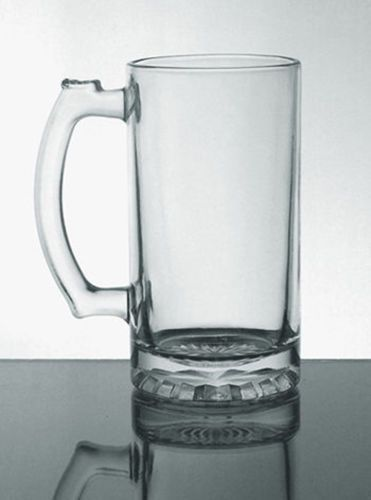 Traditional Glass Tankard Personalised